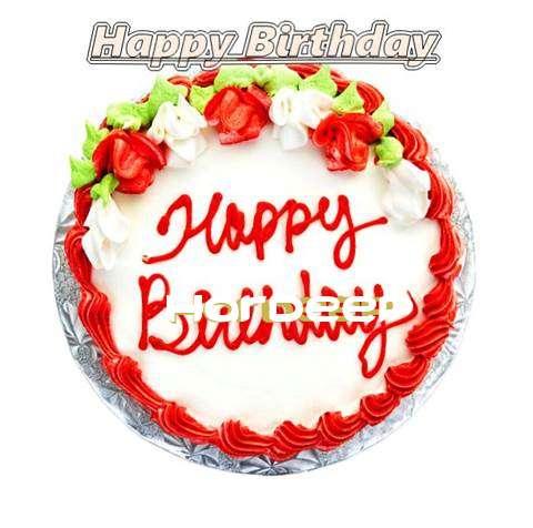Happy Birthday Cake for Hardeep