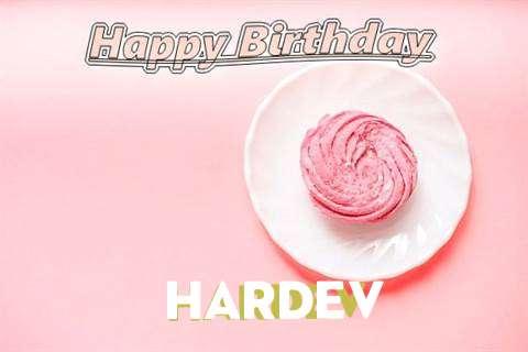 Wish Hardev