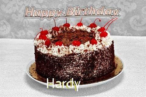 Happy Birthday Hardy