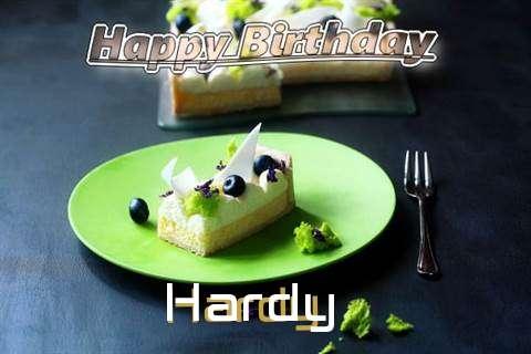 Hardy Birthday Celebration
