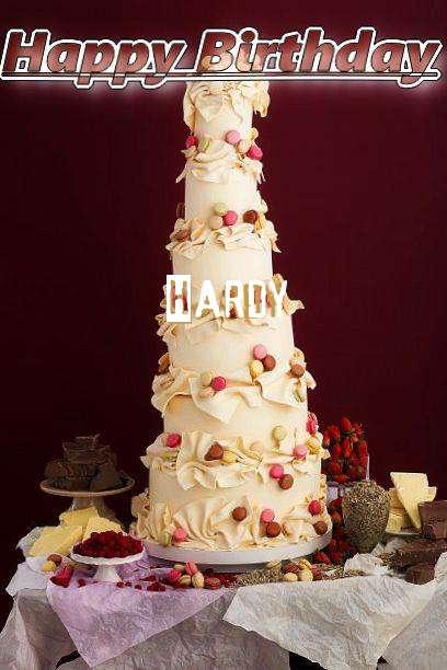 Hardy Cakes