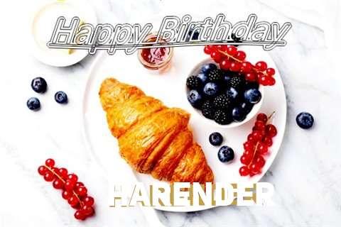 Birthday Images for Harender