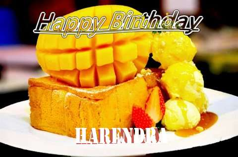 Birthday Wishes with Images of Harendra