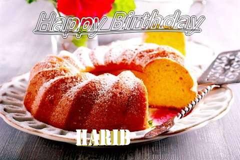 Harib Birthday Celebration