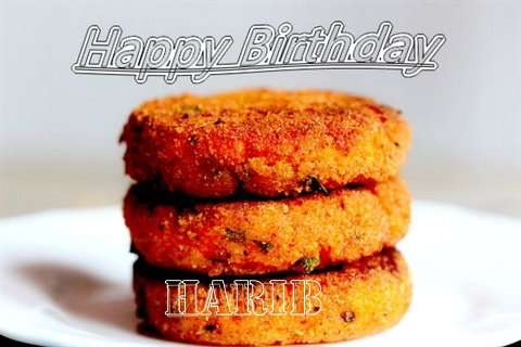 Harib Cakes