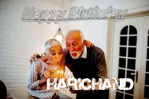 Wish Harichand