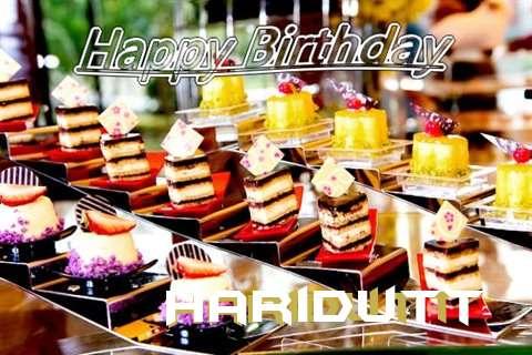 Birthday Images for Haridutt