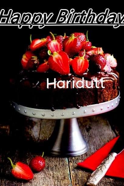 Happy Birthday to You Haridutt
