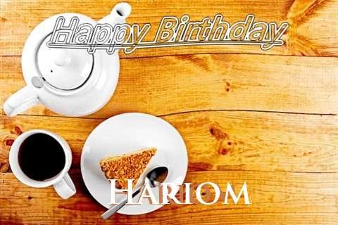 Hariom Birthday Celebration