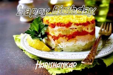 Happy Birthday to You Harishankar