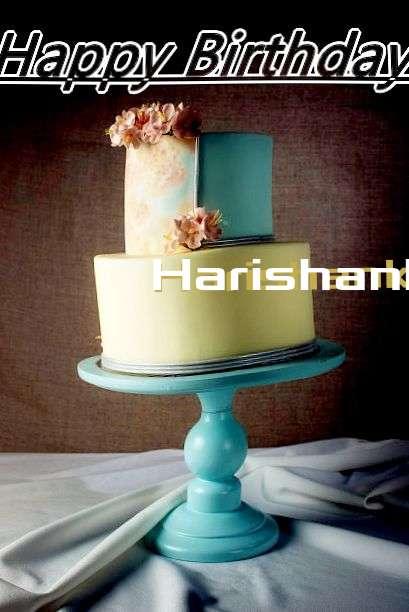 Happy Birthday Cake for Harishankar
