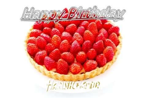Happy Birthday Harishchandr Cake Image