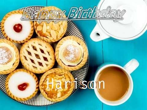 Happy Birthday Harison