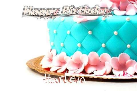 Birthday Images for Harlen