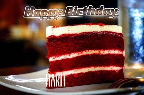 Happy Birthday Harli