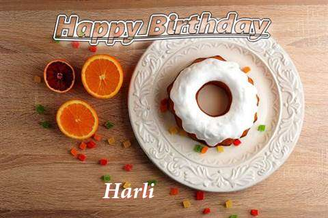 Harli Cakes