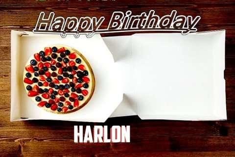 Happy Birthday Harlon