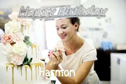 Harmon Birthday Celebration