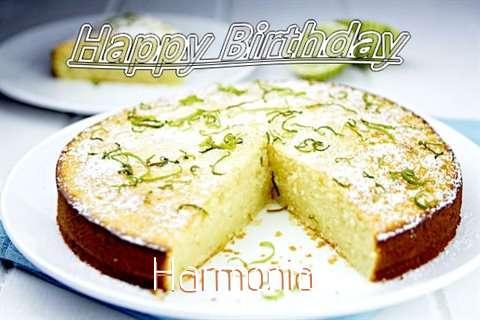 Happy Birthday Harmonia