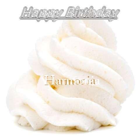 Happy Birthday Wishes for Harmonia