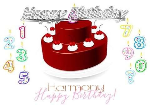 Happy Birthday to You Harmony