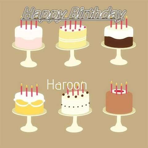 Haroon Birthday Celebration