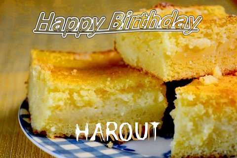 Happy Birthday Harout