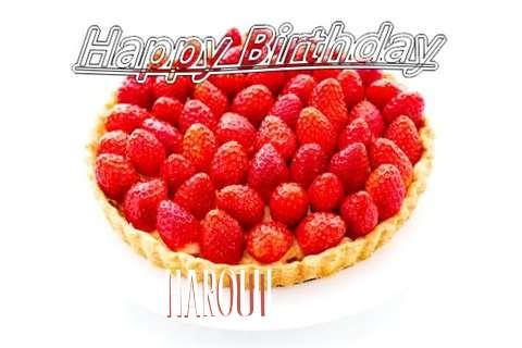 Happy Birthday Harout Cake Image