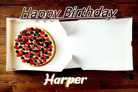 Happy Birthday Harper