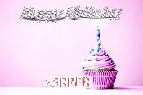 Happy Birthday to You Harper