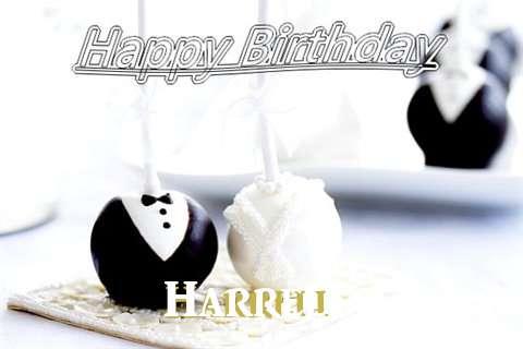 Happy Birthday Harrell