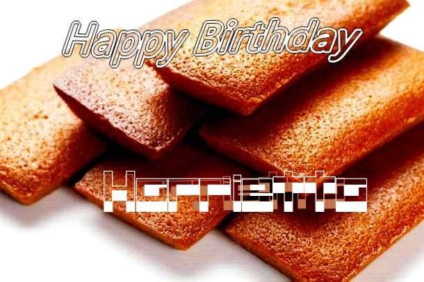 Happy Birthday to You Harrietta