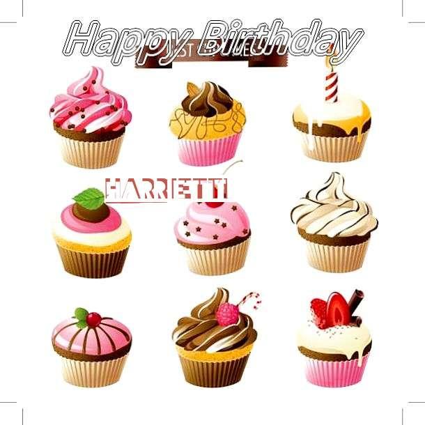 Harriette Cakes
