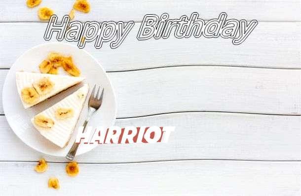Harriot Cakes