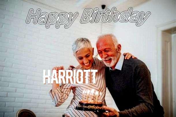 Harriott Birthday Celebration