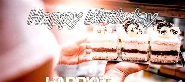 Wish Harriott
