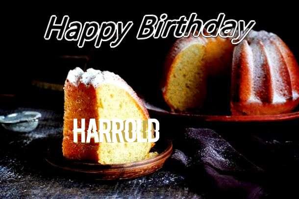 Harrold Birthday Celebration