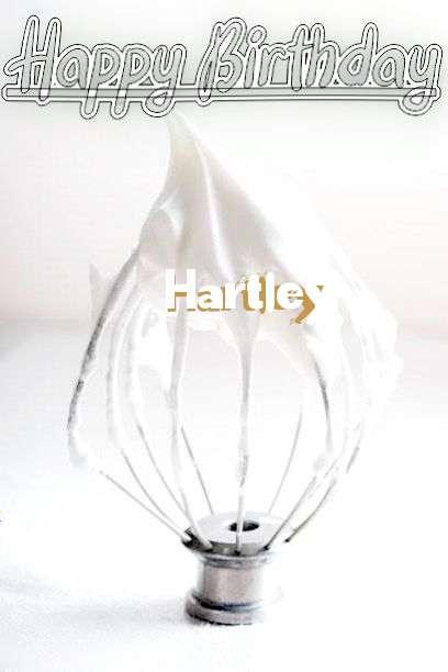Happy Birthday Cake for Hartley