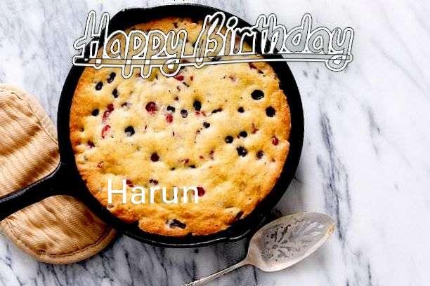 Happy Birthday to You Harun