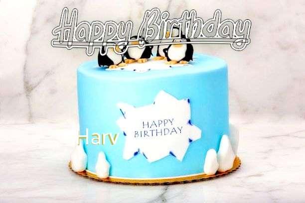 Happy Birthday Harv
