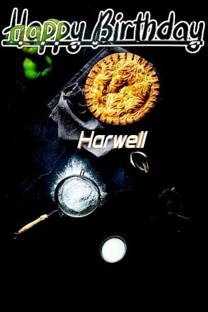 Happy Birthday Harwell