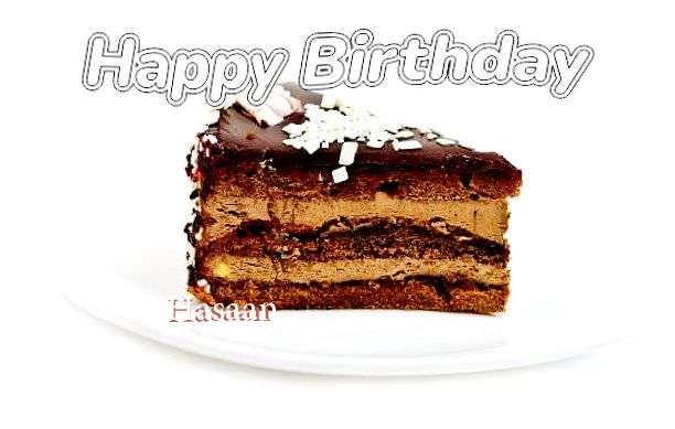 Hasaan Birthday Celebration