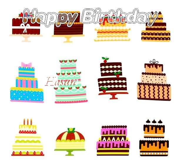 Hasan Birthday Celebration
