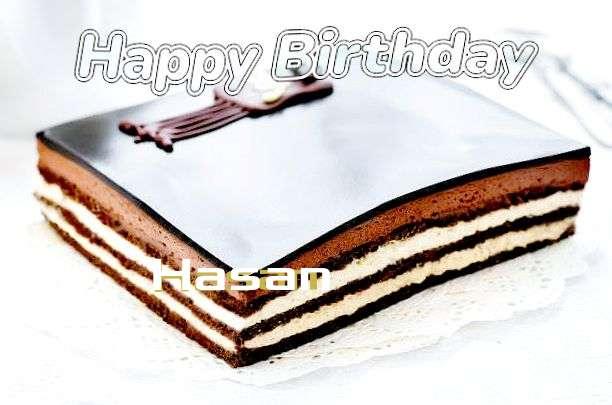 Happy Birthday to You Hasan