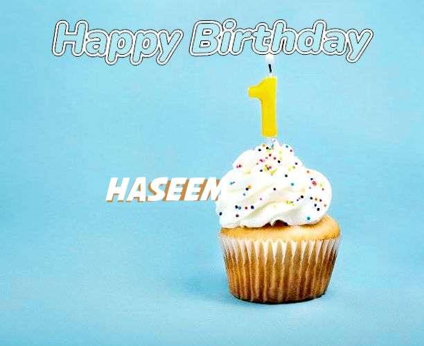 Wish Haseem