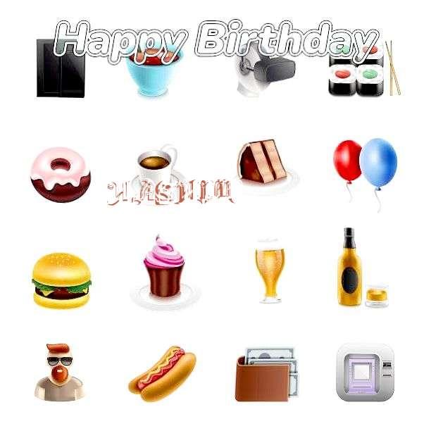 Happy Birthday Hashim Cake Image