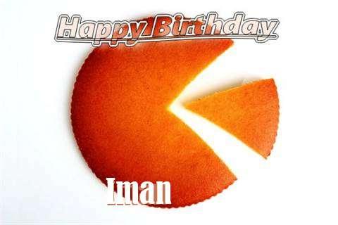 Iman Birthday Celebration