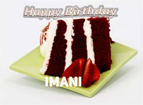 Birthday Wishes with Images of Imani