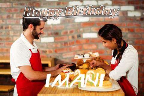 Birthday Images for Imani