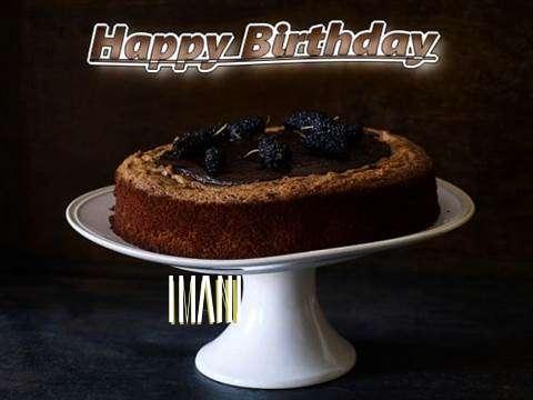 Imani Birthday Celebration